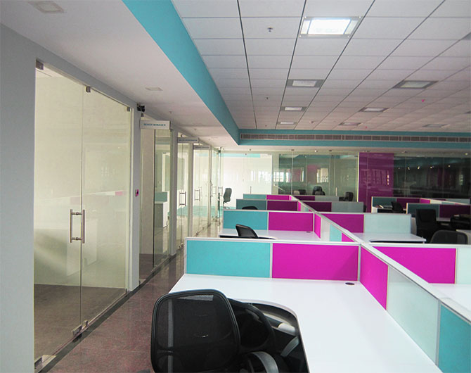 frameless glass partitions concepts
